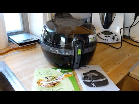 Tefal ActiFry YV9601 2in1 Heißluft-Fritteuse / Kurzreview (deutsch)