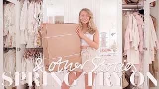 Spring & OTHER STORIES try on haul 2021 ~ 🌸 Spring Fashion Edit 🌸 ~ Freddy My Love