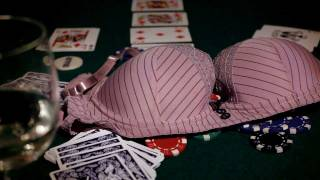 Funny Commercial Strip Poker With Pr1me Playing Cards