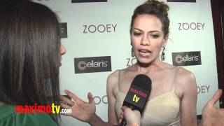 Бетани Джой Галеотти, Bethany Joy Galeotti Interview at ZOOEY Magazine RELAUNCH Party - Exclusive