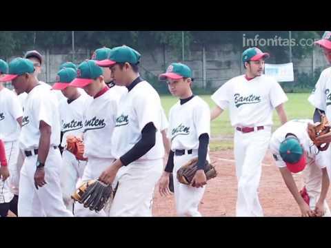 Kejurnas Baseball U-15 2017 di Banten