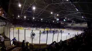 preview picture of video 'HK Nitra - HC Košice 3:1 | stav série 3:3 | GoPro Hero 3 Black'