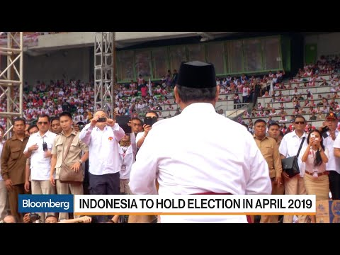 Subianto May Enter Indonesian Race