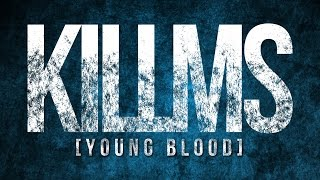 Gambar cover KILLING ME INSIDE - Young Blood (Official Lyrics Video)