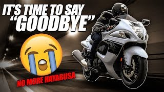 Suzuki is Ending the Hayabusa FOR EVER...