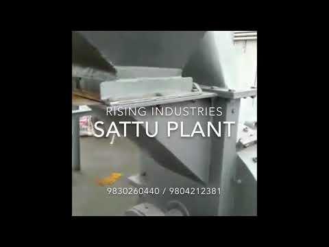 Sattu Making Machine