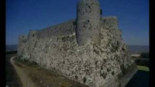 preview picture of video 'Crac des Chevaliers'
