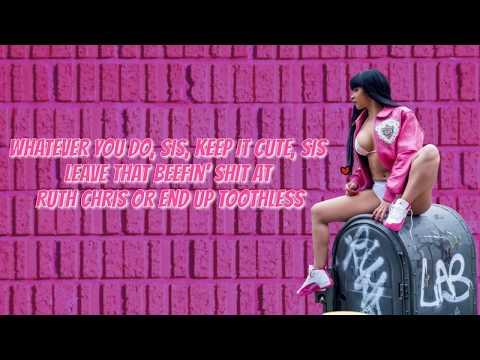 DJ Khaled - Wish Wish ft Cardi B & 21 Savage (Lyrics)