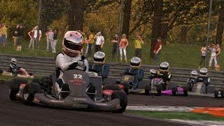 GamePlay carrera de Car  Project CARS en español Los Monegros