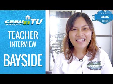 セブ島のBayside校 講師インタビュー by フィリピン留学 CEBU21