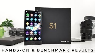Bluboo S1 Bezel-Less Smartphone UNBOXING & Benchmark Results