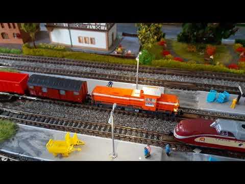 Modelleisenbahn, Neubau, der Schwarzwald wächst so langsam