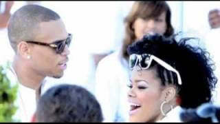 Chris Brown & Teyana Taylor -   I'm illy, So iLLy   (official freestyle video 2009)