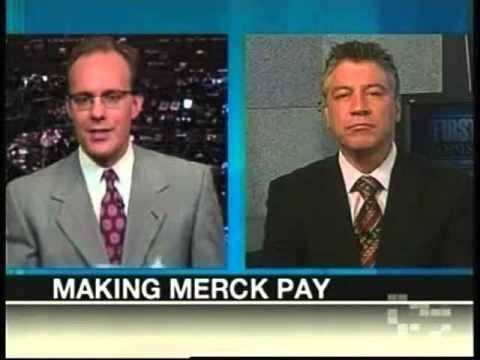 Making Merck Pay - CBS News - June 19, 2005 Video Image
