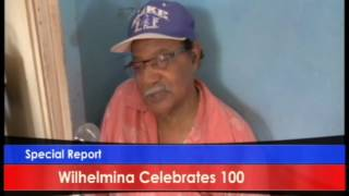 Wilhelmina McLaren Celebrates 100.....Special Report