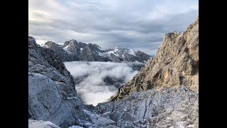 Climbing Triglav up to Peter's Point | Part 1