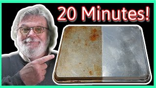 How To Clean Sheet Pans