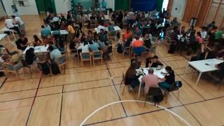 Join Eos Language Café (Saturdays 13-15)