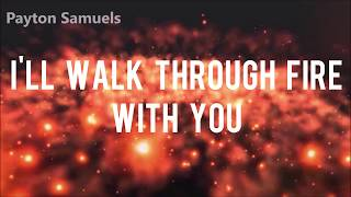 Vicetone - Walk Thru Fire (ft. Meron Ryan) Lyrics