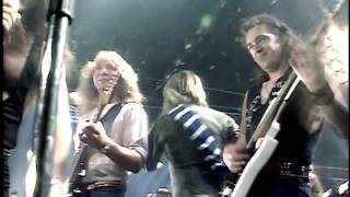 Iron Maiden - Wasted Years - TV 1986 [50fps]