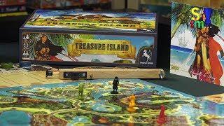 Video-Rezension: Treasure Island