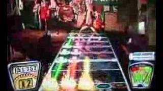 Guitar hero Custom song-A7X-Desecrate Through Reverance