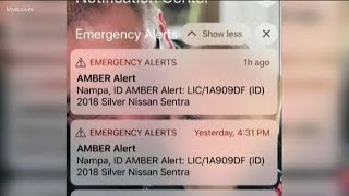 AMBER Alert Helps Locate 10-year-old Nampa Girl