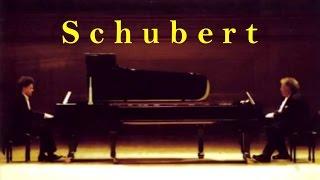 Schubert - Fantasia in F minor (Kissin, Levine)