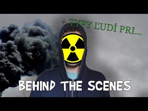 EVAKUÁCIA - behind the scenes + TYPY ĽUDÍ PRI...