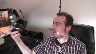 LogiLink 5.1 Gaming Headset Review [German]