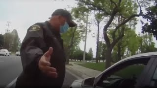 Traffic Stop MELTDOWN Goes Viral