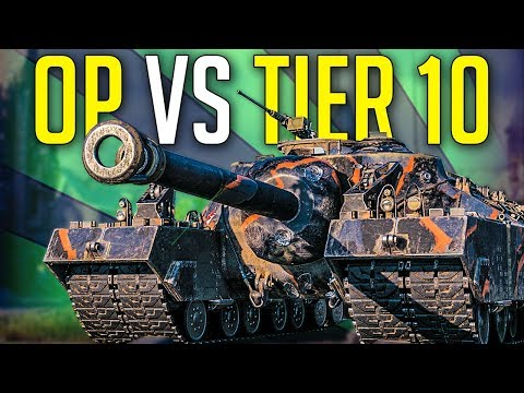 This Tank Makes The RULES! ► World of Tanks T95 Gameplay