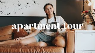 My Los Angeles Apartment Tour   Vlogmas 2018 Day 9   Aja Dang