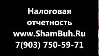 составление годовой отчетности / +7(903) 750-59-71/ ShamBuh.Ru