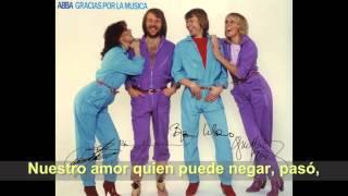ABBA - Conociendome, Conociendote (Knowing Me, Knowing You ) en español