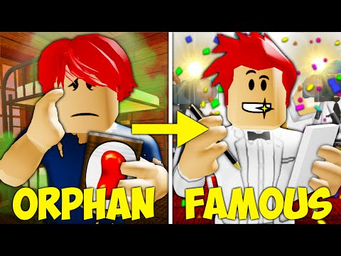 Orphan To Famous: A Sad Roblox Movie