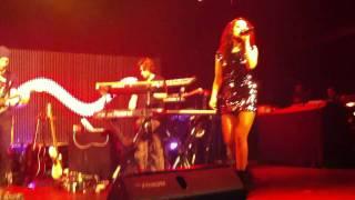 Chicane - Autumn Tactics live @ HMV Forum London 05.11.2010