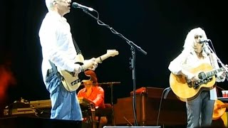 "Mark Knopfler & Emmylou Harris ""Belle Starr"" 2006 Barcelona"