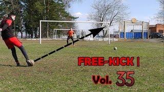 Bel FooTball & ZaXaR - FREE-KICK | Vol.35