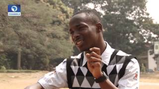 Eye Witness Report: Young Nigerian Creates Drone, Flying Car