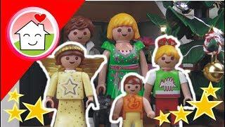 Playmobil Film Deutsch Weihnachten Mit Familie Hauser Von Family Stories