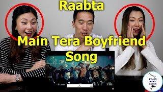 Main Tera Boyfriend Song | Raabta | Arijit S | Neha K Meet Bros | Reaction - Australian Asians