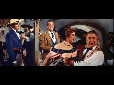 Here's to the ladies ( chill wills ) the alamo OST
