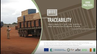 Collection of good practices - traceability