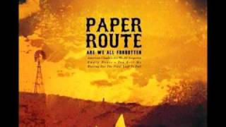 The sound - Paper Route