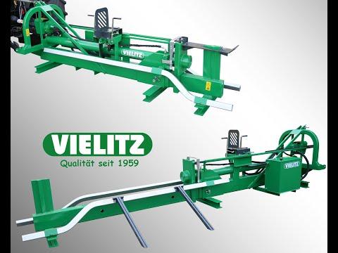 Meter- & Pfahlspalter LH 23 Produktivdeo