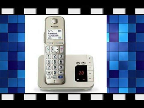 UNBOXING TELEFONO CORDLESS DIGITALE PANASONIC