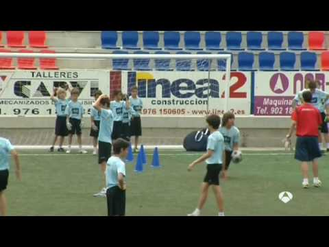A3N - Football & English Camp 2010