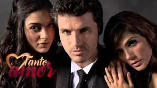 """Video thumbnail of """"Kalimba & Melissa Barrera - Volver a Caer / Tanto amor con Letra"""""""
