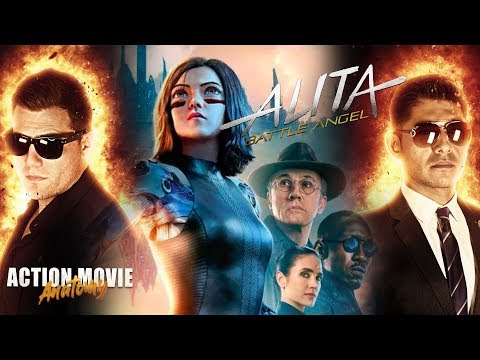 Alita: Battle Angel (2019) Review | Action Movie Anatomy